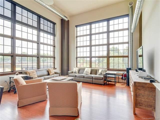 715 N Graham Street #301, Charlotte, NC 28202 (#3619152) :: Carlyle Properties