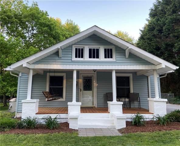 1134 11th Street NE, Hickory, NC 28601 (#3619160) :: Carlyle Properties