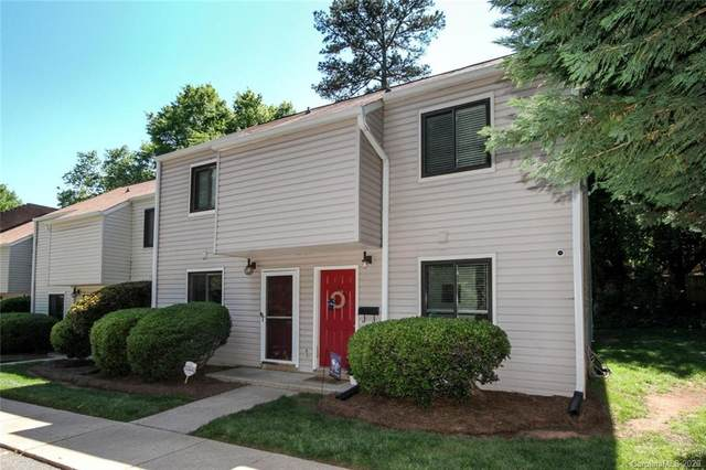 951 Hollywood Street L, Charlotte, NC 28211 (#3619189) :: BluAxis Realty
