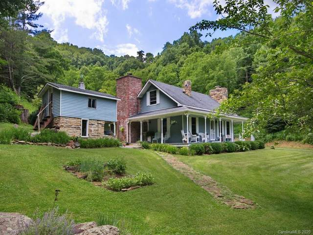 1101 Bad Creek Road, Bakersville, NC 28705 (#3619190) :: Charlotte Home Experts