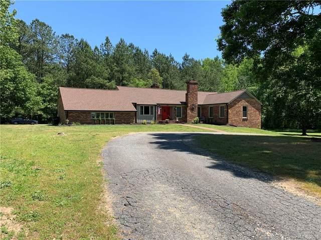 809 Spring Street, Cherryville, NC 28021 (#3619224) :: MartinGroup Properties