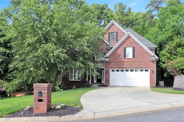 11156 Turtle Bay Court, Tega Cay, SC 29708 (#3619234) :: Rinehart Realty