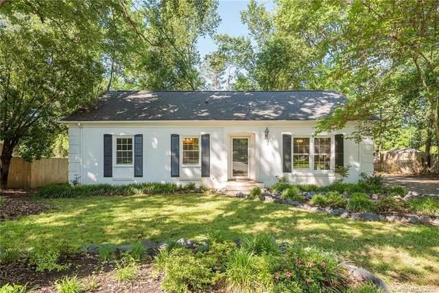 6600 Stoney Ridge Road, Matthews, NC 28104 (#3619282) :: Miller Realty Group