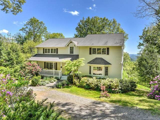 915 Town Mountain Road, Asheville, NC 28804 (MLS #3619299) :: RE/MAX Journey
