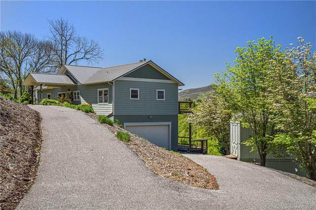 304 Sunset Mountain Road, Bakersville, NC 28705 (#3619355) :: TeamHeidi®