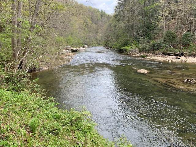 Lot #75 River Crest Road #75, Green Mountain, NC 28740 (#3619359) :: The Premier Team at RE/MAX Executive Realty