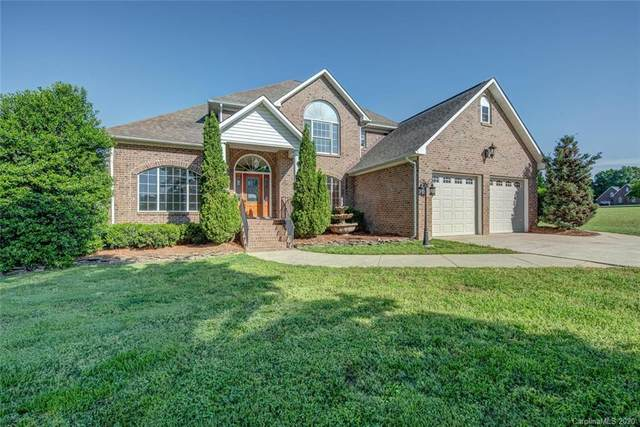 211 Chestnut Oaks Drive, Bessemer City, NC 28016 (#3619394) :: High Performance Real Estate Advisors