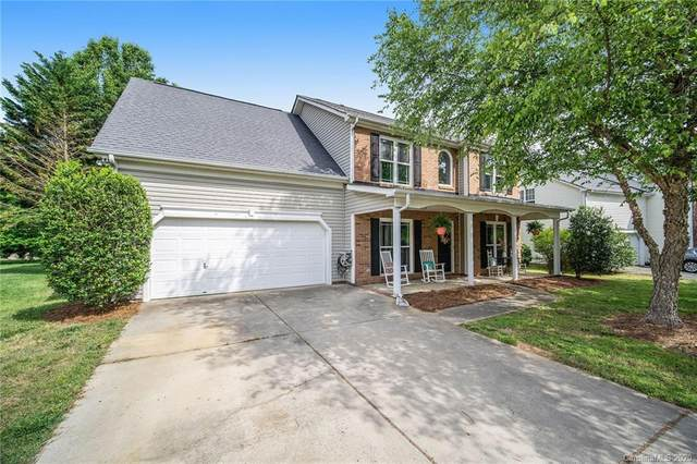 1018 Enderbury Drive, Indian Trail, NC 28079 (#3619430) :: Stephen Cooley Real Estate Group