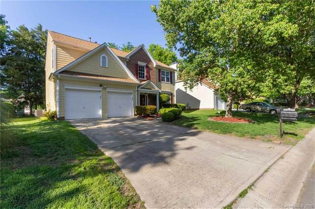 11520 Laurel View Drive, Charlotte, NC 28273 (#3619437) :: Besecker Homes Team