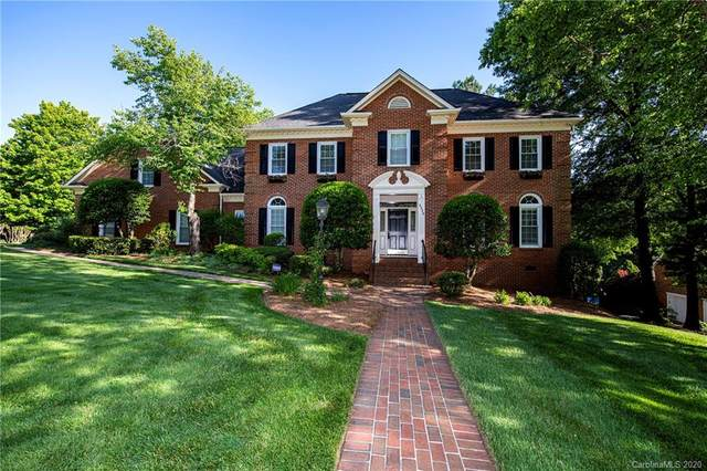 7220 Trevor Court, Charlotte, NC 28270 (#3619476) :: Keller Williams South Park