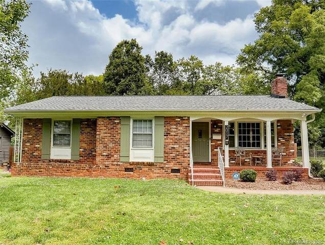 2017 Townsend Avenue, Charlotte, NC 28205 (#3619500) :: Charlotte Home Experts