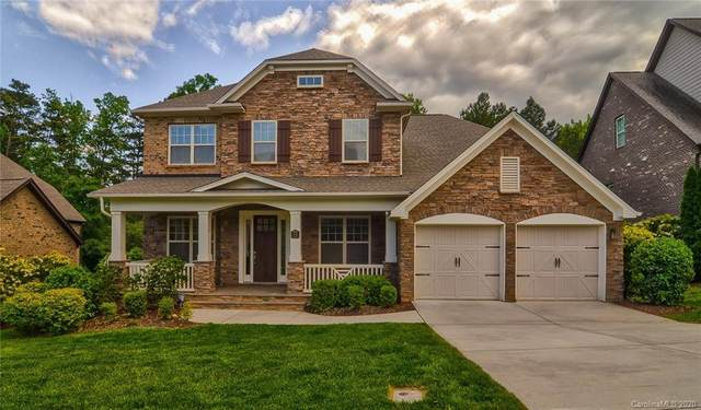 2333 Herrons Nest Place, Concord, NC 28027 (MLS #3619574) :: RE/MAX Journey