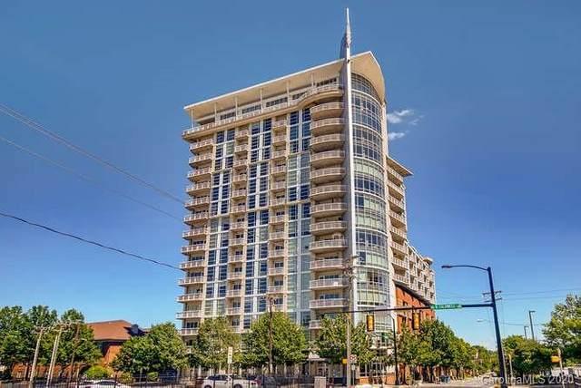 505 E 6th Street #603, Charlotte, NC 28202 (#3619587) :: High Performance Real Estate Advisors
