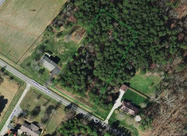 0 Sherrills Ford Road #1, Catawba, NC 28609 (#3619662) :: LePage Johnson Realty Group, LLC