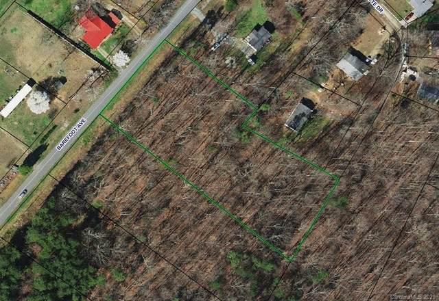 1584 Barefoot Avenue #5, Catawba, NC 28609 (#3619663) :: LePage Johnson Realty Group, LLC