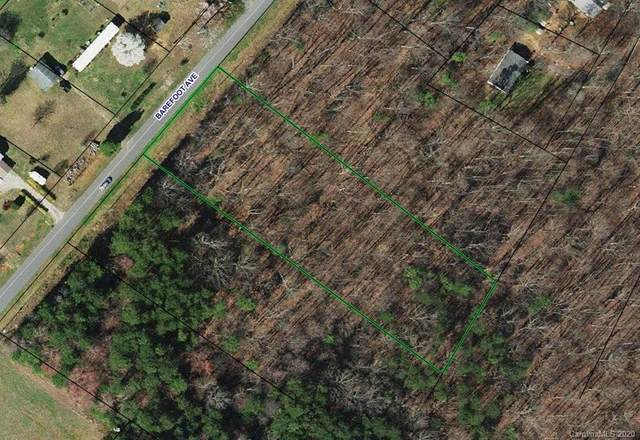 1592 Barefoot Avenue #4, Catawba, NC 28609 (#3619664) :: LePage Johnson Realty Group, LLC