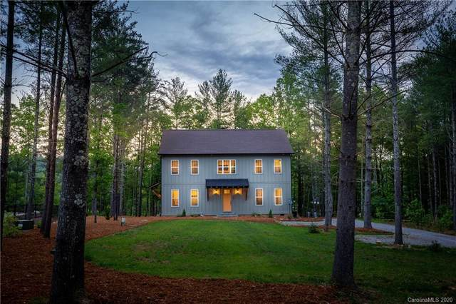 309 Peninsula Reserve Road, Nebo, NC 28761 (#3619747) :: Scarlett Property Group