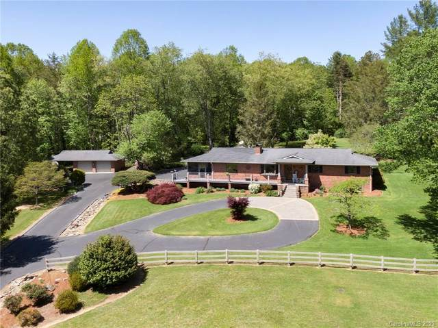 252 Ray Hill Road, Mills River, NC 28759 (#3619847) :: LePage Johnson Realty Group, LLC