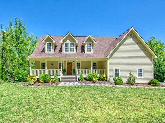 162 April Park, Waynesville, NC 28786 (#3619881) :: Keller Williams South Park