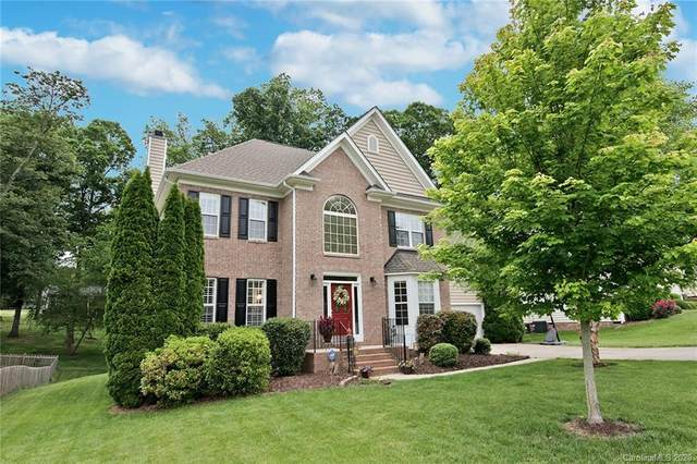 10415 Blackstock Road, Huntersville, NC 28078 (#3619961) :: Carver Pressley, REALTORS®