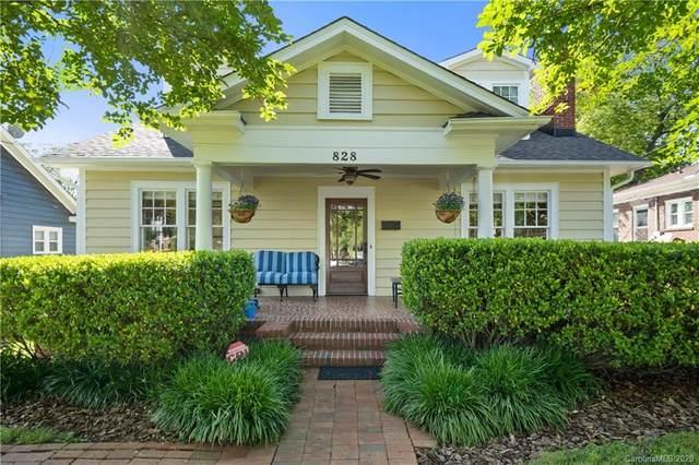 828 Walnut Avenue, Charlotte, NC 28208 (#3620015) :: Robert Greene Real Estate, Inc.