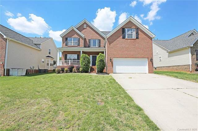 119 History Lane, Statesville, NC 28677 (#3620113) :: Carlyle Properties