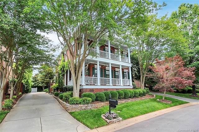 5401 Haynes Hall Place, Charlotte, NC 28270 (#3620114) :: Keller Williams South Park