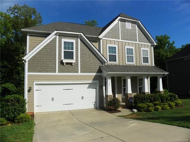 2702 Woodlands Creek Drive, Monroe, NC 28110 (#3620125) :: Homes Charlotte