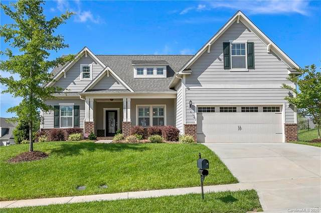 1001 Pine Bark Place, Matthews, NC 28104 (#3620305) :: Besecker Homes Team