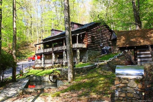 447 Foxden Road, Mars Hill, NC 28754 (#3620346) :: The Sarver Group