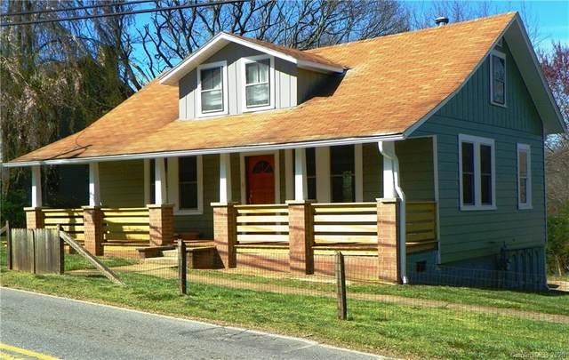 7 Elk Mountain Road, Woodfin, NC 28804 (#3620520) :: Besecker Homes Team
