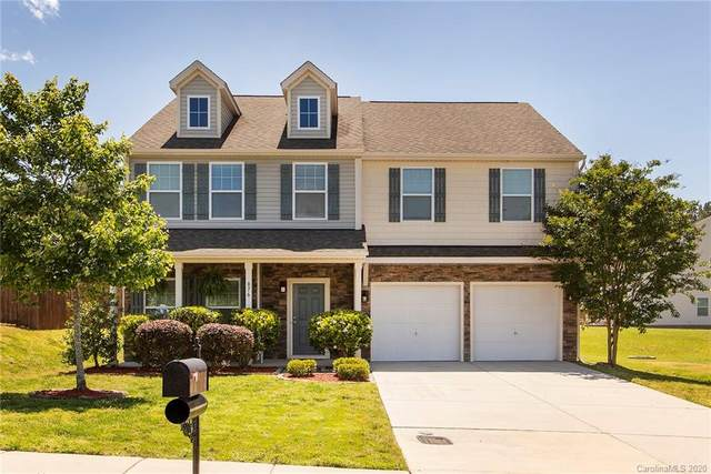 876 Pointe Andrews Drive #19, Concord, NC 28025 (#3620564) :: MartinGroup Properties