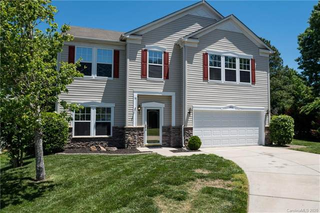3990 Long Leaf Court, Concord, NC 28025 (#3620600) :: Carlyle Properties