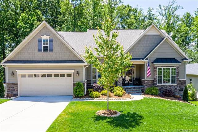 120 Havenbrook Drive, Mooresville, NC 28115 (#3620705) :: Carlyle Properties