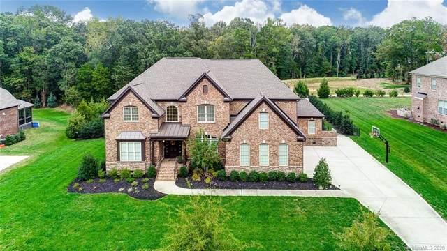 5012 Flowering Peach Road, Waxhaw, NC 28173 (#3620715) :: Besecker Homes Team