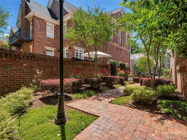 1124 Dilworth Crescent Row, Charlotte, NC 28203 (#3620729) :: Ann Rudd Group