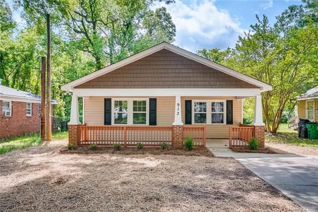 913 Interurban Avenue, Charlotte, NC 28208 (#3620733) :: Charlotte Home Experts