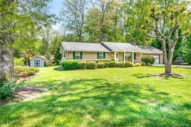 113 W Laurel Lane, Etowah, NC 28729 (#3620742) :: BluAxis Realty