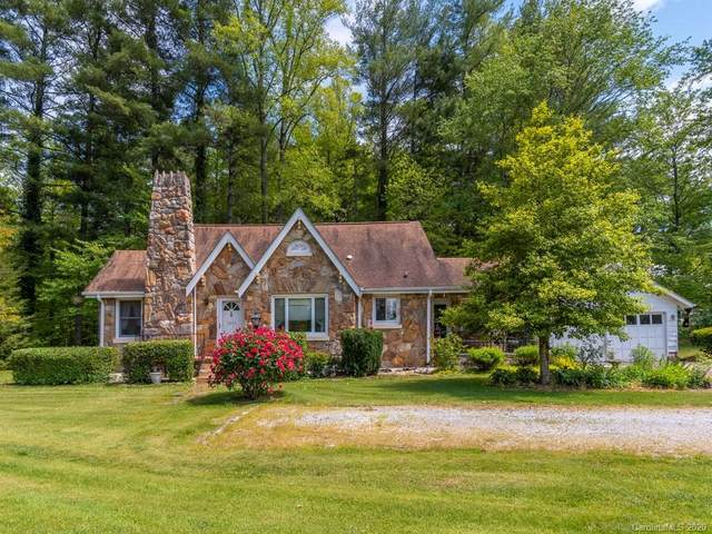 3890 Sugarloaf Road, Hendersonville, NC 28792 (#3620781) :: Scarlett Property Group