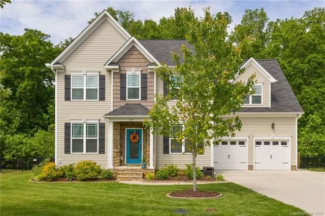157 Branchview Drive, Mooresville, NC 28115 (#3620802) :: MartinGroup Properties