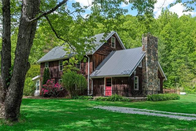36 Hanlon Lane, Marion, NC 28752 (#3620850) :: High Performance Real Estate Advisors