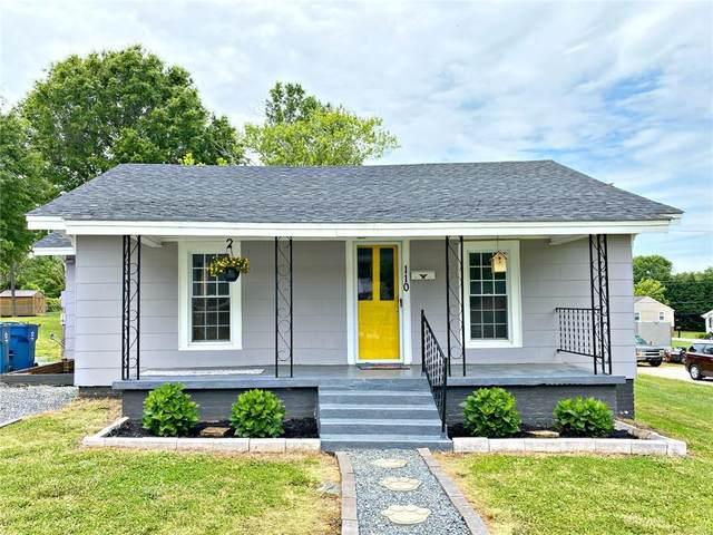 110 N 9th Avenue, Maiden, NC 28650 (#3620879) :: Homes Charlotte