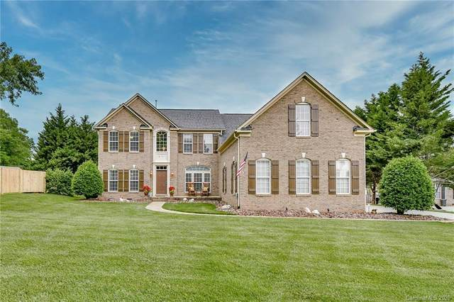 8101 Foal Court, Mint Hill, NC 28227 (#3620882) :: Charlotte Home Experts