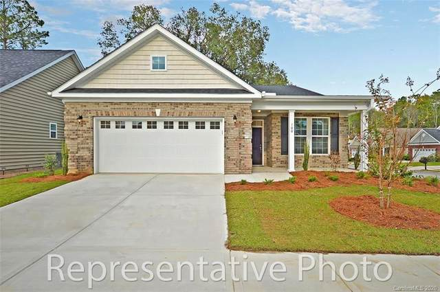 2421 Whispering Way #39, Indian Trail, NC 28079 (#3620910) :: MartinGroup Properties