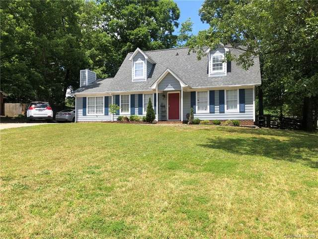 8010 Lighthouse Way, Indian Trail, NC 28079 (#3620974) :: Miller Realty Group