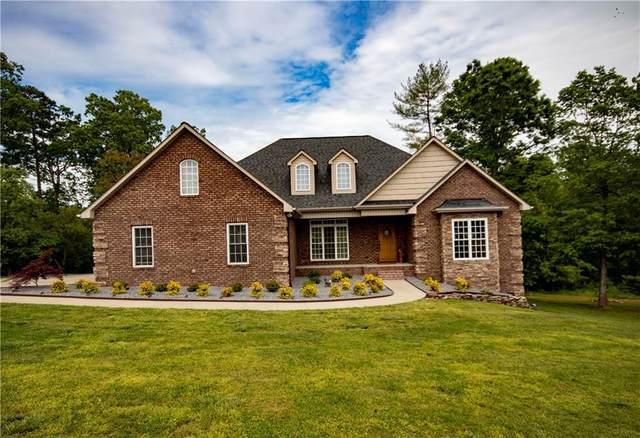 5201 Oak Circle, Granite Falls, NC 28630 (#3620979) :: Johnson Property Group - Keller Williams
