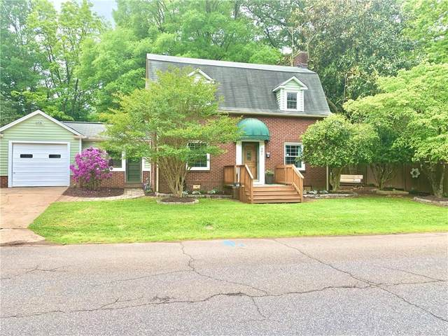 201 W 19th Street, Newton, NC 28658 (#3621025) :: Carlyle Properties