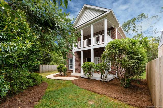 105 Matthews Township Parkway #1, Matthews, NC 28105 (#3621028) :: High Performance Real Estate Advisors