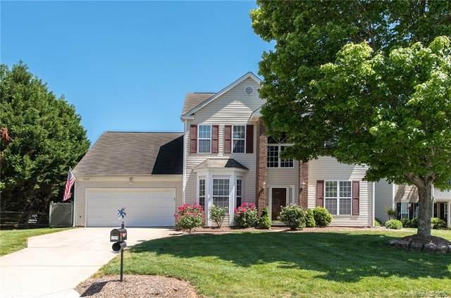 4709 Redmond Court, Concord, NC 28027 (#3621033) :: High Performance Real Estate Advisors
