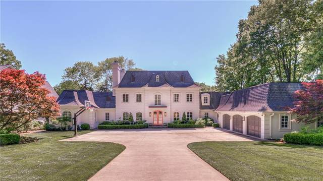 2301 Cortelyou Road, Charlotte, NC 28211 (#3621077) :: Carlyle Properties